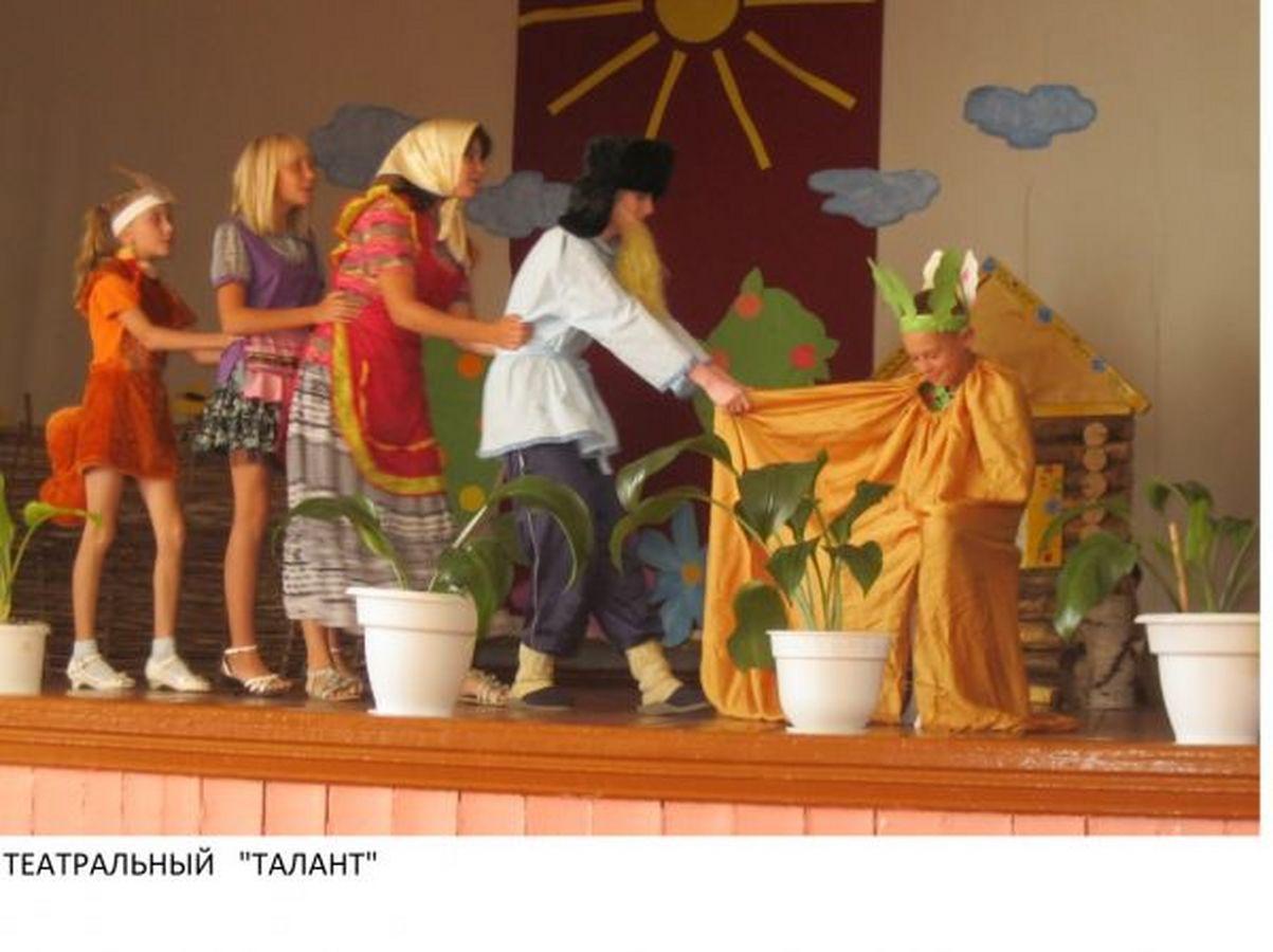 Театральный кружок студия для детей